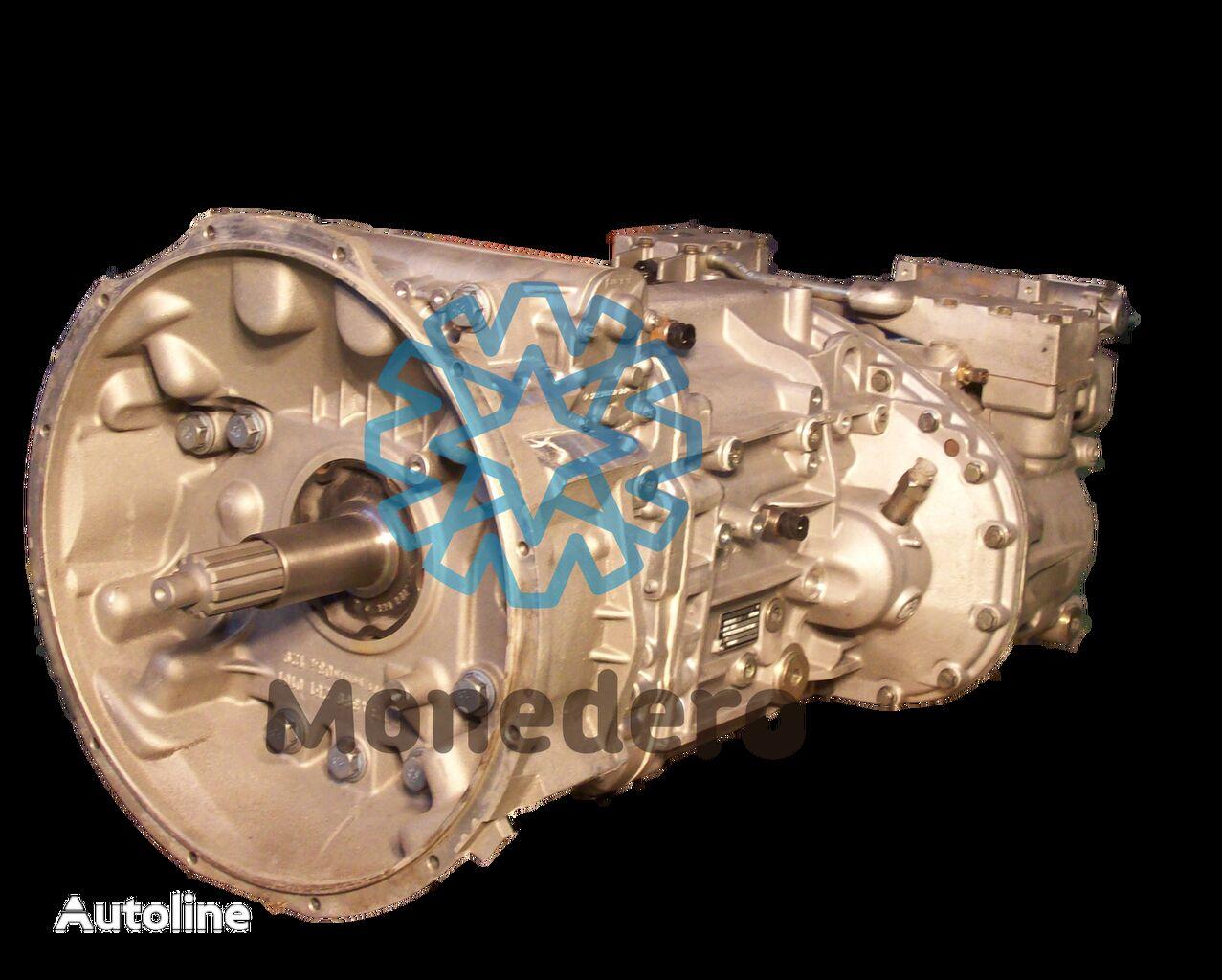λεωφορείο MERCEDES-BENZ GO160-GO160-GO210 BUS. MANUAL Y EPS. για κιβώτιο ταχυτήτων