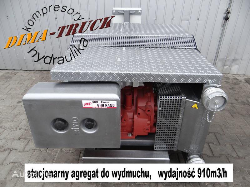 καινούριο φορτηγό Agregat elektryczny GHH CS80 για κομπρεσέρ αέρος  CS80 agregat elektryczny