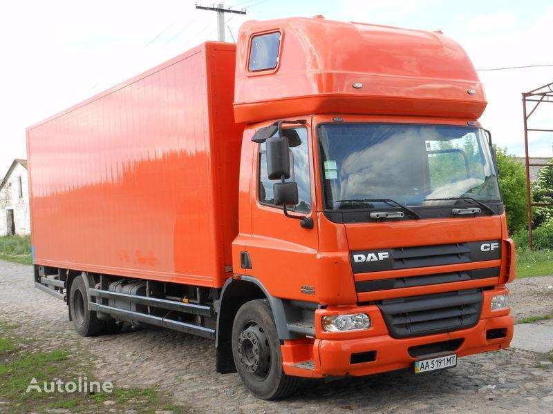 καινούρια φορτηγό DAF CF για κουκέτα