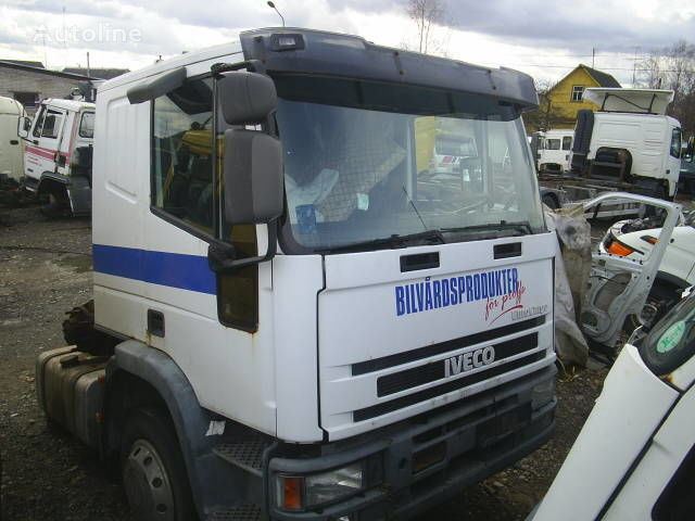φορτηγό IVECO EUROCARGO 120E23 για κουβούκλιο
