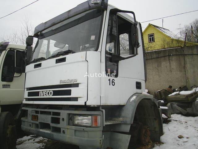 φορτηγό IVECO EUROCARGO 75E14 για κουβούκλιο