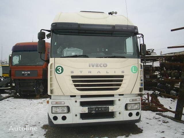 φορτηγό IVECO STRALIS για κουβούκλιο