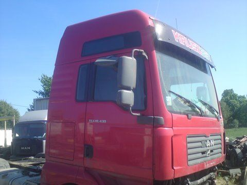 φορτηγό MAN TGA XXL szeroka 5500 zl. netto για κουβούκλιο