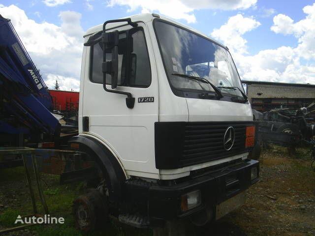 φορτηγό MERCEDES-BENZ 1720 για κουβούκλιο