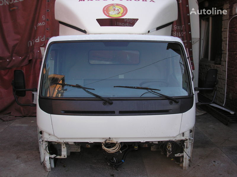 φορτηγό MITSUBISHI FUSSO για κουβούκλιο