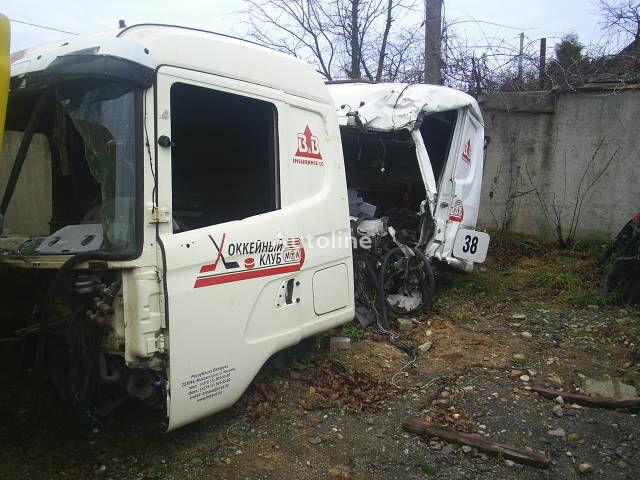 φορτηγό SCANIA 124 για κουβούκλιο