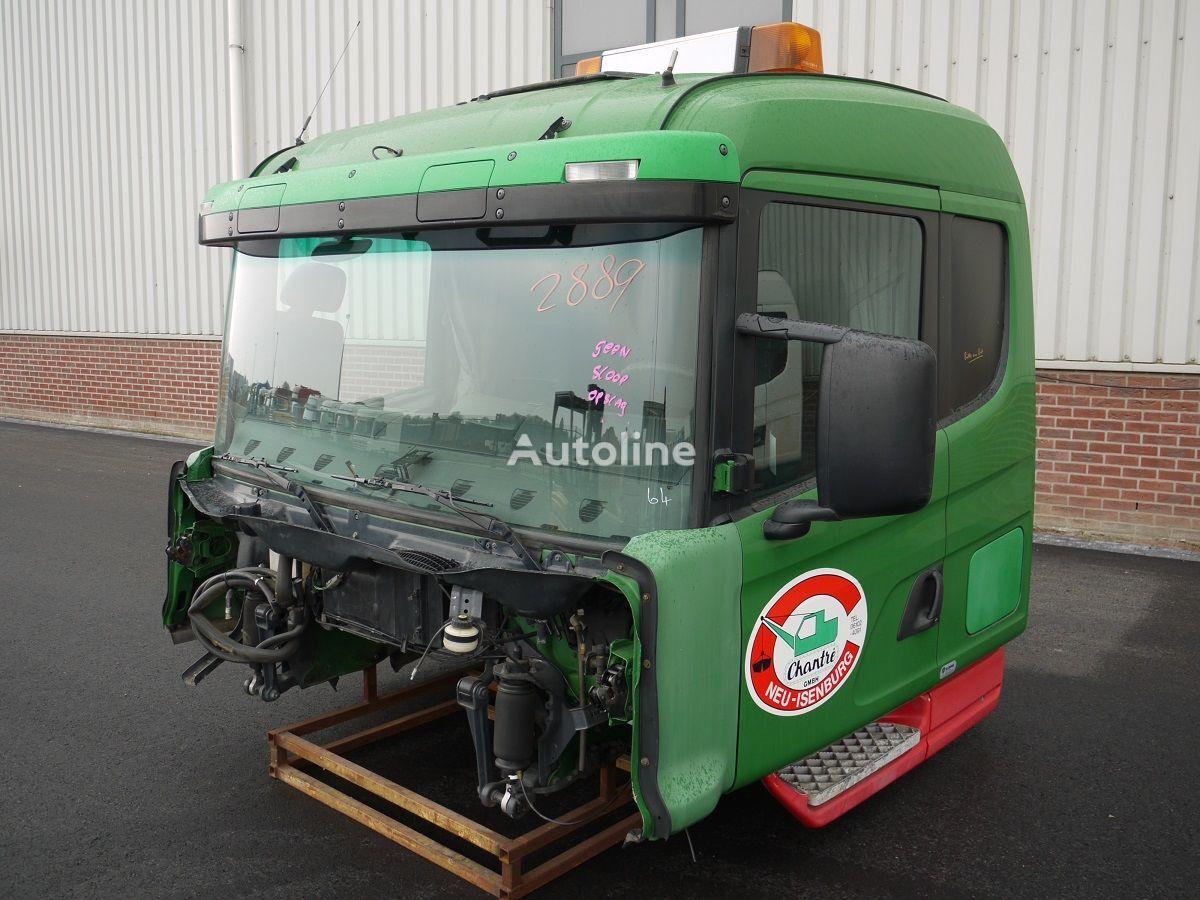 φορτηγό SCANIA SC-4 CT-19 SLAAPCAB για κουβούκλιο