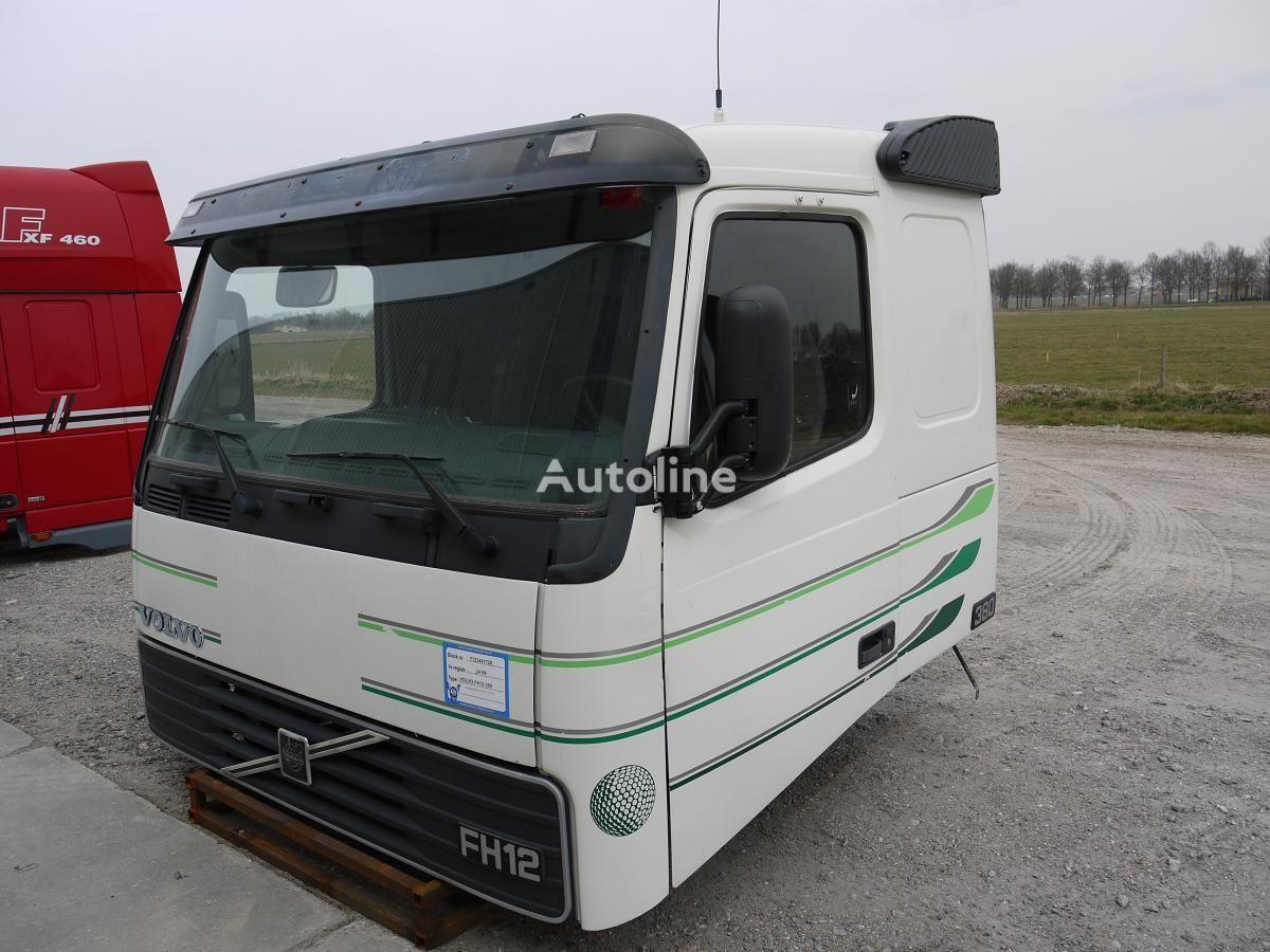 φορτηγό VOLVO FH-12 SL για κουβούκλιο
