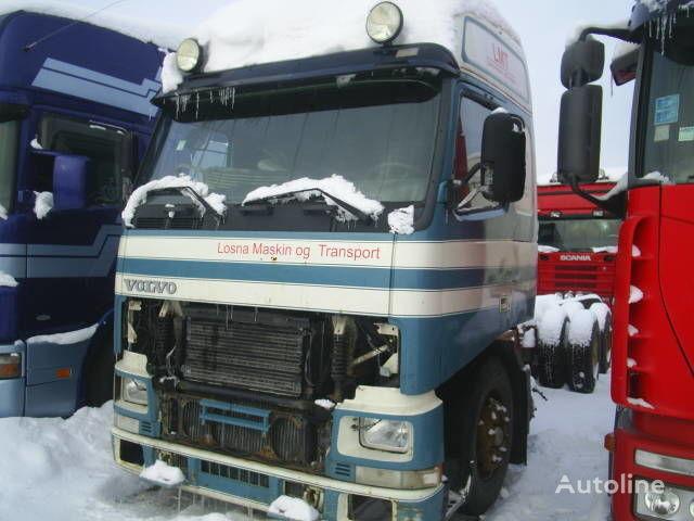 φορτηγό VOLVO FH12 για κουβούκλιο
