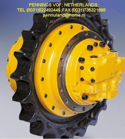 καινούριο μίνι εκσκαφέας για μειωτήρας  FINAL DRIVE, wheeldisk, reducer, reductor, zwolnici, beltegir