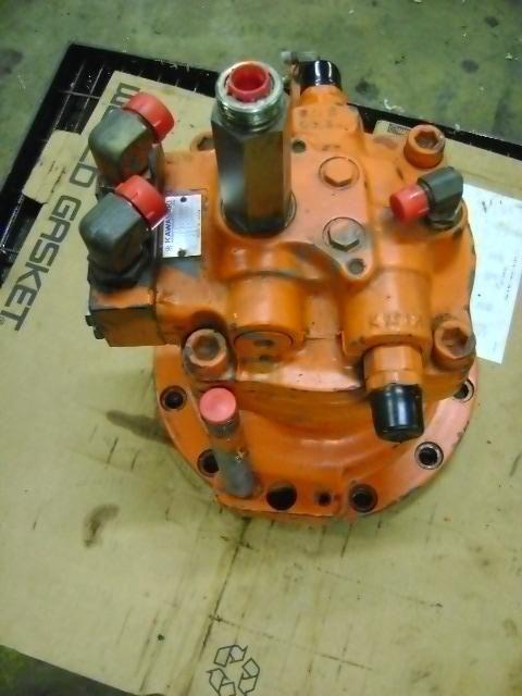 εκσκαφέας FIAT-HITACHI  FH 450 για μειωτήρας
