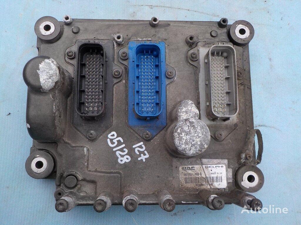 φορτηγό για μονάδα ελέγχου  dvigatelem DAF