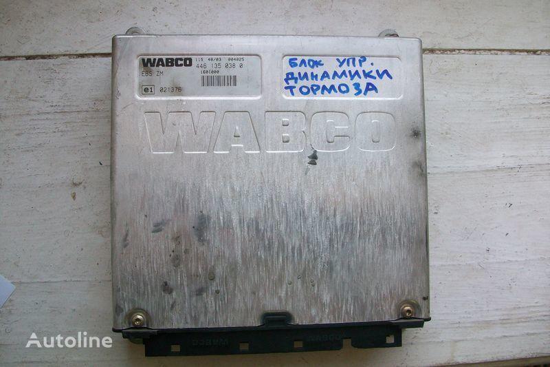 ελκυστήρας DAF για μονάδα ελέγχου  Blok upravleniya dinamiki tormoza
