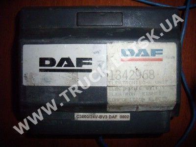 φορτηγό DAF για μονάδα ελέγχου  DAF