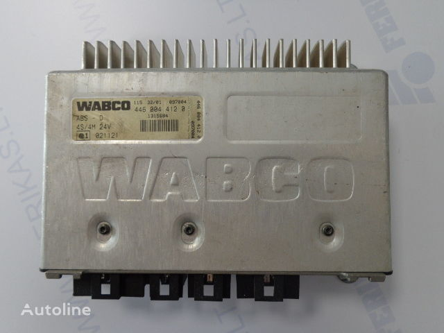 ελκυστήρας DAF 105 XF για μονάδα ελέγχου  WABCO 4460044120 , 4460044140