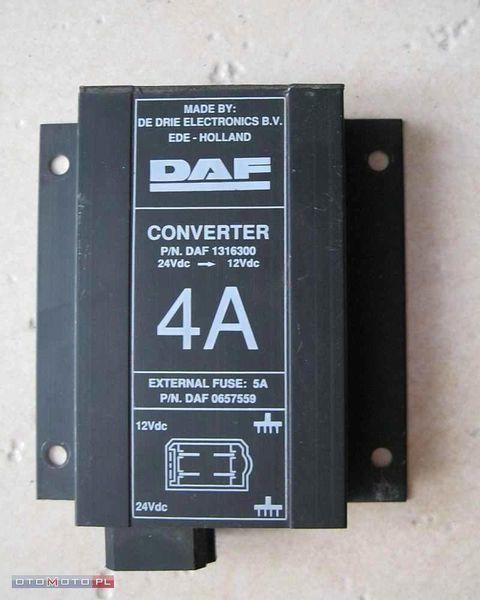 ελκυστήρας DAF DAF XF/CF για μονάδα ελέγχου  PRZETWORNICA