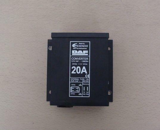 ελκυστήρας DAF XF 105 για μονάδα ελέγχου  PRZETWORNICA