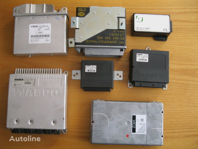ελκυστήρας DAF XF 105 / 95 για μονάδα ελέγχου  STEROWNIK VIC ABS EBS ECAS