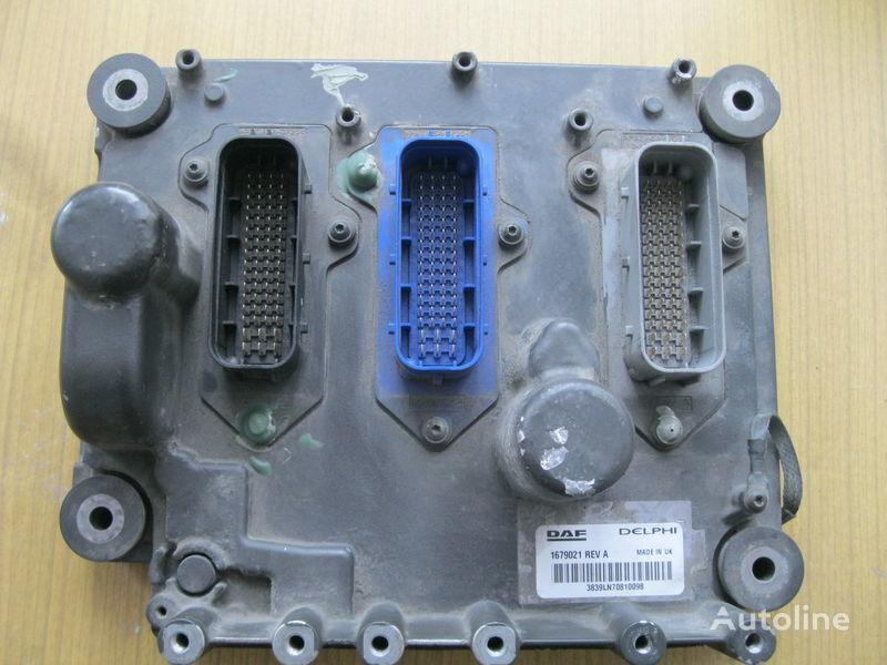 ελκυστήρας DAF XF 105 / CF 85 για μονάδα ελέγχου  KOMPUTER SILNIKA