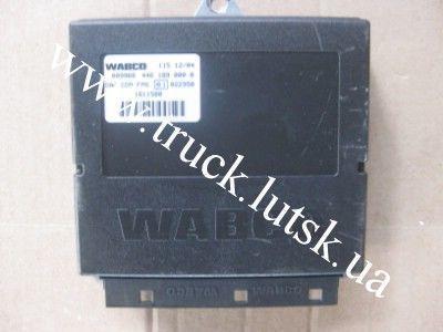φορτηγό DAF XF 95 480 για μονάδα ελέγχου  Wabco