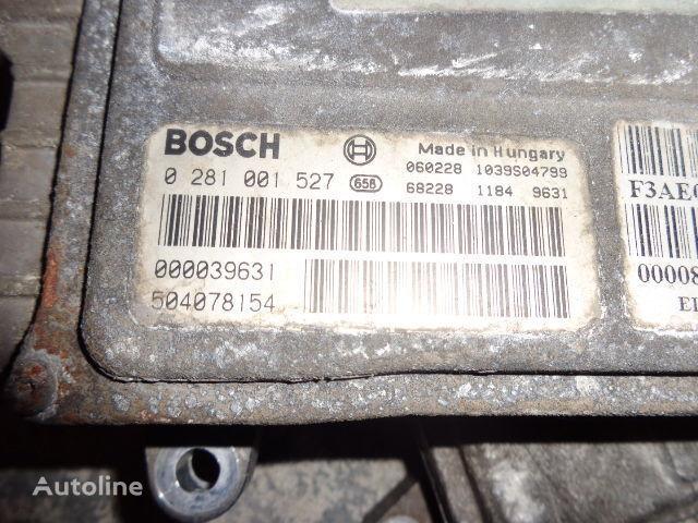 ελκυστήρας IVECO Stralis για μονάδα ελέγχου  IVECO Euro3 engine control unit ECU EDC, BOSCH 0281001527
