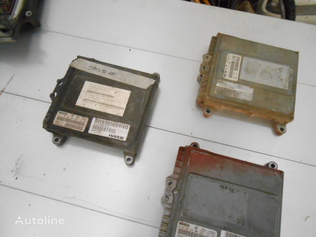 φορτηγό IVECO Stralis/Trakker Euro3 Cursor 10 Cursor 13 για μονάδα ελέγχου  EDC Bosch 0281001527
