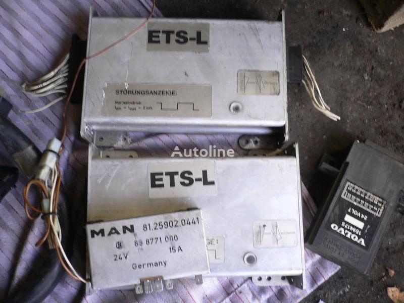 λεωφορείο MAN για μονάδα ελέγχου  MAN ETS-L