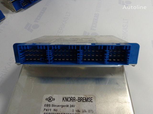 ελκυστήρας MAN για μονάδα ελέγχου  KNOR-BREMSE EBS Steuergerat 24V 0486106027,0486106052,0486106041,0486106071, 81258087057