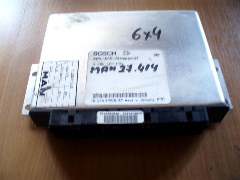 φορτηγό MAN 27.414 για μονάδα ελέγχου  BOSCH 0486104033 ABS  81.25935.6710