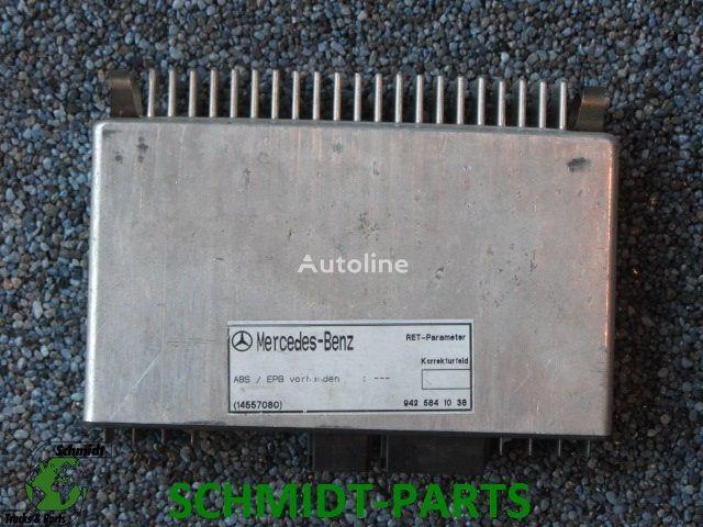ελκυστήρας MERCEDES-BENZ για μονάδα ελέγχου  A 000 446 06 15 ABS Regeleenheid