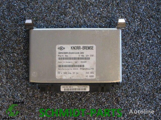 ελκυστήρας MERCEDES-BENZ για μονάδα ελέγχου  A 000 446 37 14 ABS/ASR Regeleenheid