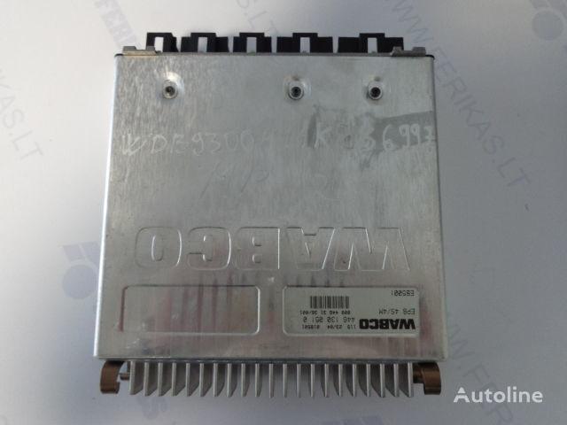 ελκυστήρας MERCEDES-BENZ για μονάδα ελέγχου  WABCO EPB  4S/4M  module 4461300500, 4461300510, 4461300530, 4461300540, 4461300570, 4461300600
