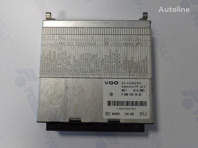ελκυστήρας MERCEDES-BENZ για μονάδα ελέγχου  VDO Elektronik FMR,FR 0004462302, 0004462702, 00044638, 000446460202, 0004465302, 0004465602
