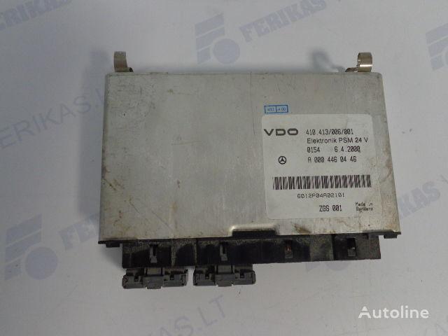 ελκυστήρας MERCEDES-BENZ για μονάδα ελέγχου  VDO Elektronik PSM 24 V ,410.413/006/001,0004460446