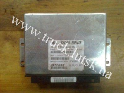 φορτηγό RENAULT για μονάδα ελέγχου  Knorr-Bremse 0486104049