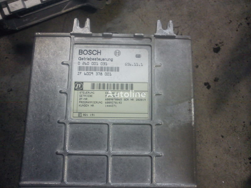 λεωφορείο SCANIA για μονάδα ελέγχου  korobkoy peredach ZF6HP604C