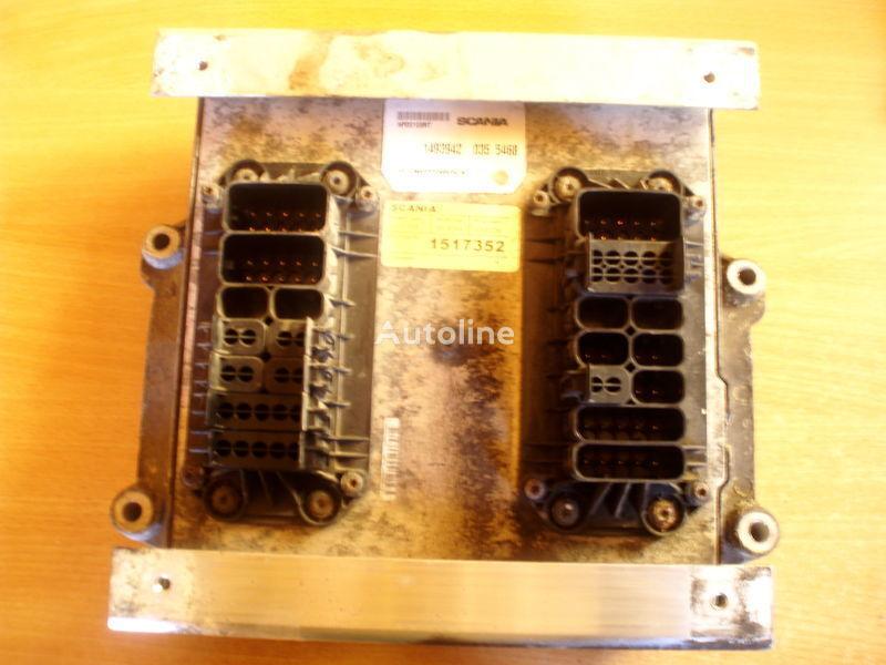 ελκυστήρας SCANIA 124  470Ag HPI για μονάδα ελέγχου