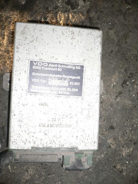 λεωφορείο VOLVO για μονάδα ελέγχου  VDO 412.412/002/001