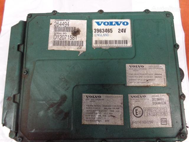 ελκυστήρας VOLVO FH12 για μονάδα ελέγχου  VOLVO FH12 engine control unit ECU, EDC, D12A340, 250KW, 340PS, 3963465