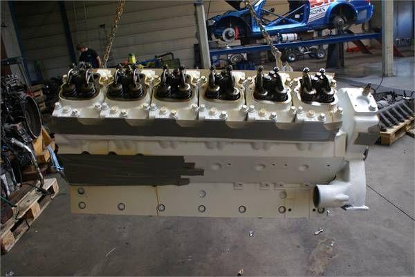 άλλο ειδικό όχημα MAN D2842 LE410 LONG-BLOCK για μπλοκ κυλίνδρων