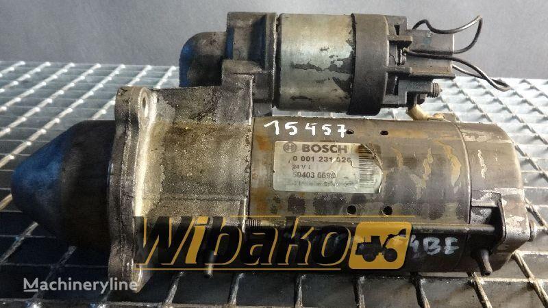 άλλο ειδικό όχημα 0001231026 για μίζα  Starter Bosch 0001231026
