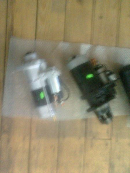καινούρια ελκυστήρας MAN TGA TGX για μίζα  Monark Diesel 0001241021  0986022640