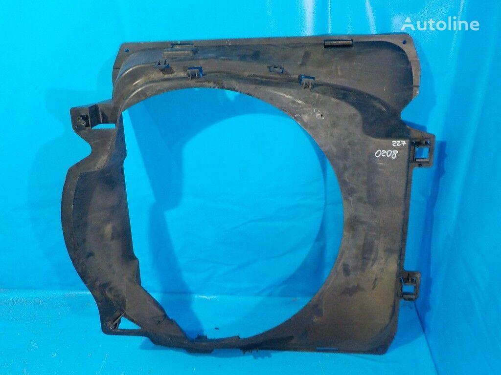 φορτηγό για περίβλημα ανεμιστήρα  Diffuzor ventilyatora TGA/TGS/TGX