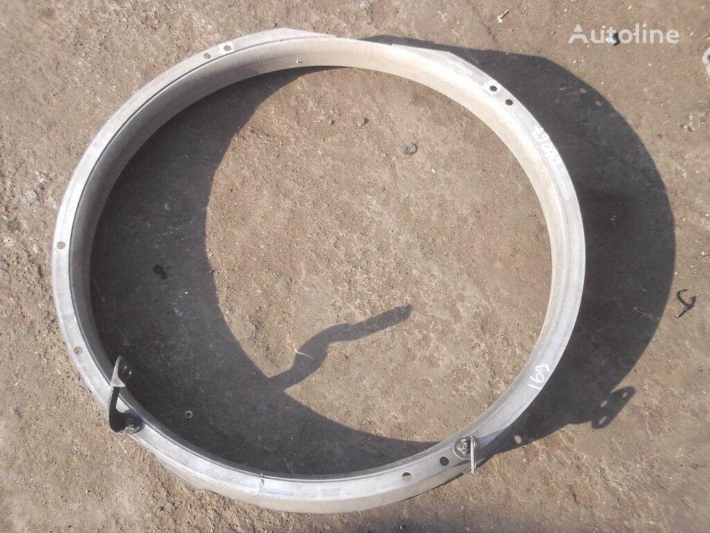 φορτηγό VOLVO για περίβλημα ανεμιστήρα  Kolco ventilyatora