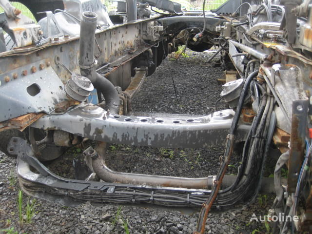 ελκυστήρας για πλαίσιο  Scania R420 frame and drive axle R780