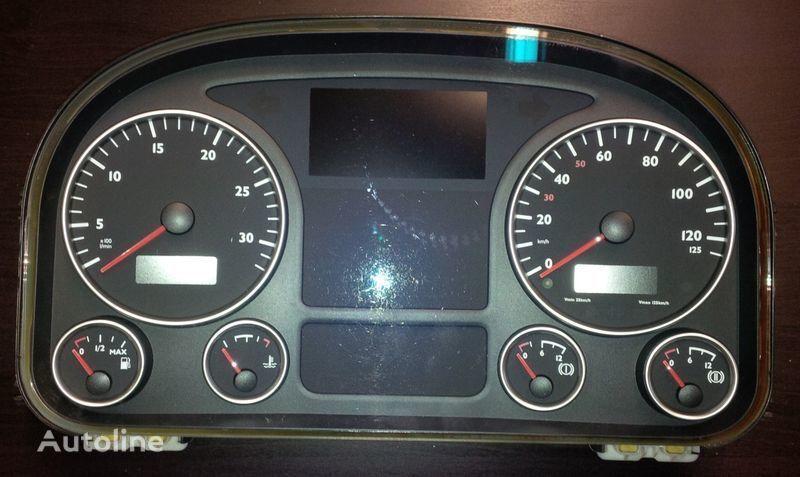 φορτηγό MAN TGX για πίνακας οργάνων  DASH PANEL DASHBOARD