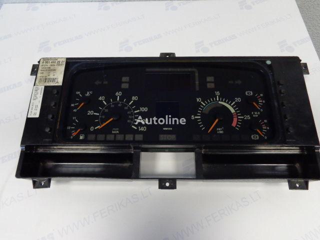 ελκυστήρας MERCEDES-BENZ ACTROS για πίνακας οργάνων  A 0014462021,ZGS001