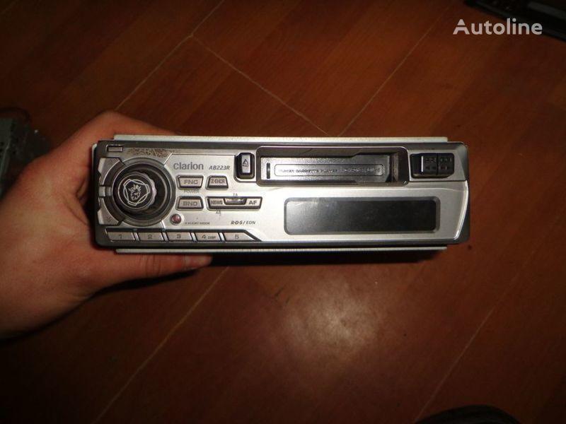 φορτηγό SCANIA για ραδιόφωνο  Clarion AB223R