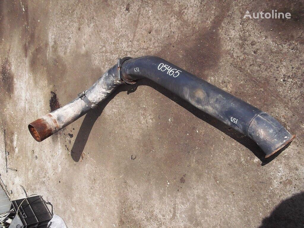 φορτηγό για σωλήνας εξάτμισης  gaza Iveco