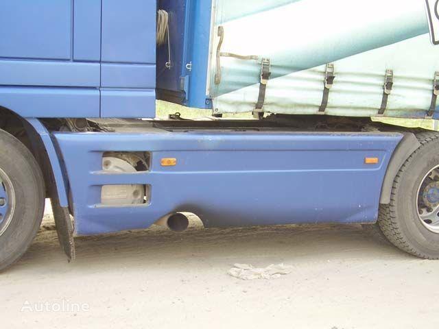 καινούριο φορτηγό DAF XF95 για σπόιλερ